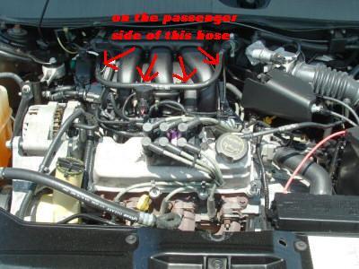 2004 taurus sohc vulcan pcv valve location - taurus car ... replacing pcv valve on 2003 ford taurus engine diagram of 2003 ford taurus suspension diagram