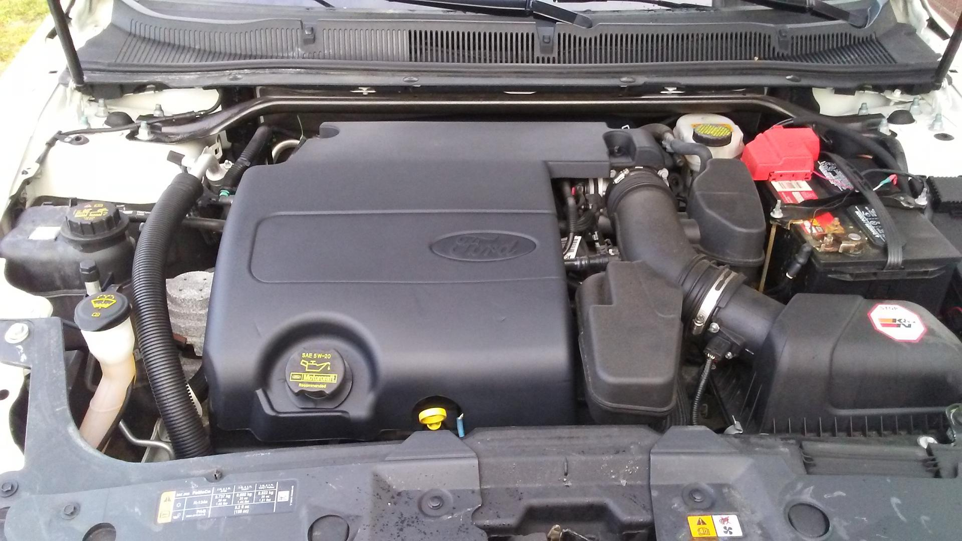 Engine Cover - Taurus Car Club of America : Ford Taurus Forum
