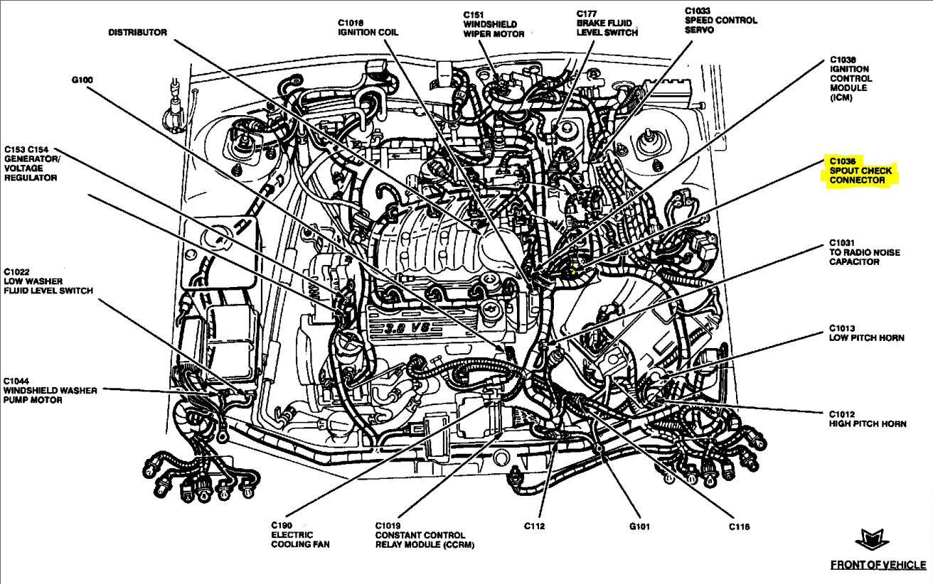 wiring diagram 1997 ford ranger  u2013 the wiring diagram