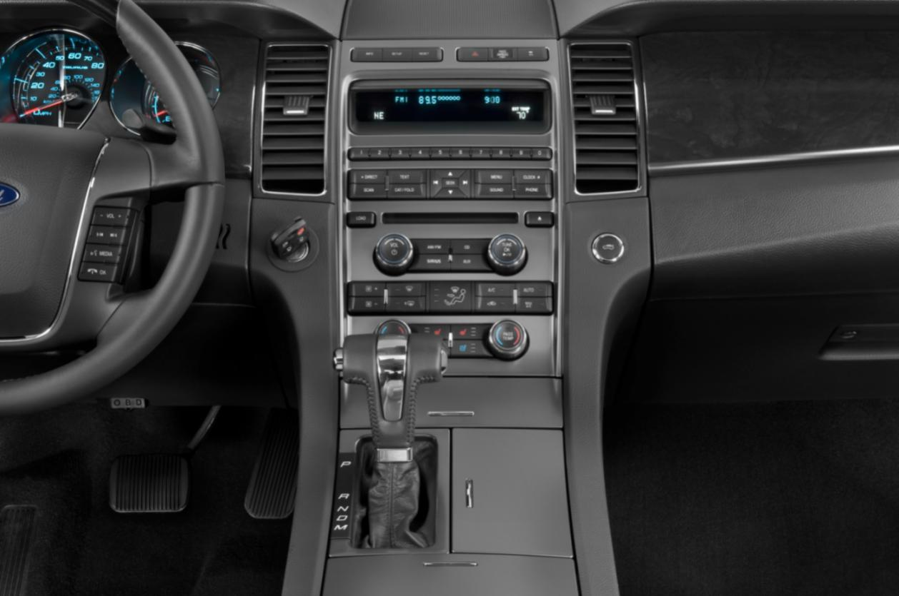Click image for larger version name 2010 ford taurus limited fwd