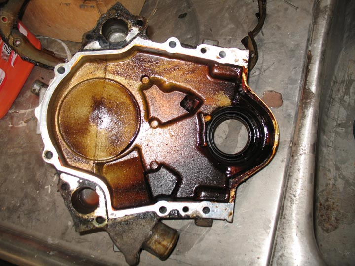Timing Cover/Chain Replacement - Taurus Car Club of ...