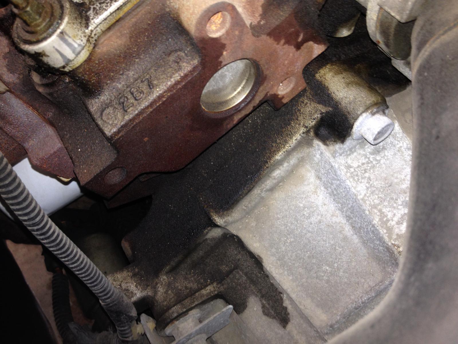 2002 SE Vulcan - Leaking Head Gasket? - Taurus Car Club of America