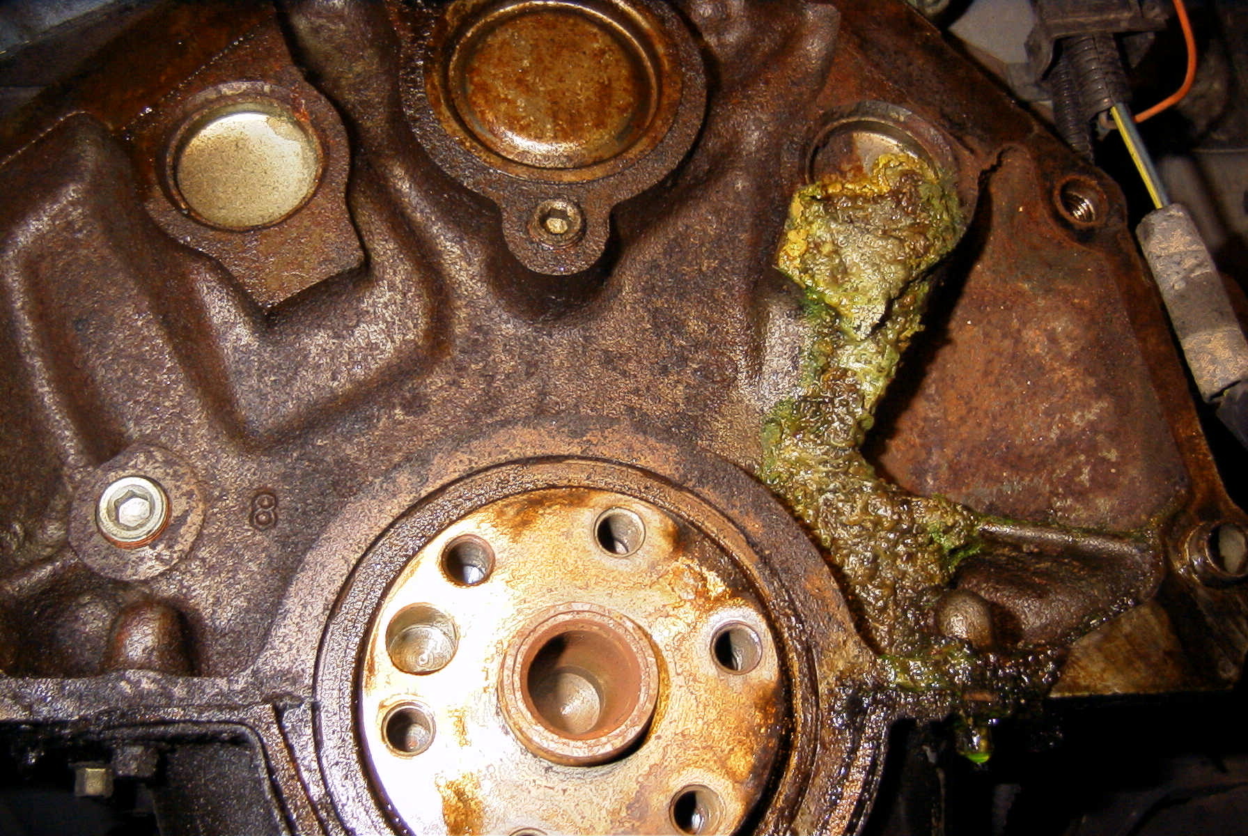 Coolant System Problem Taurus Car Club Of America Ford
