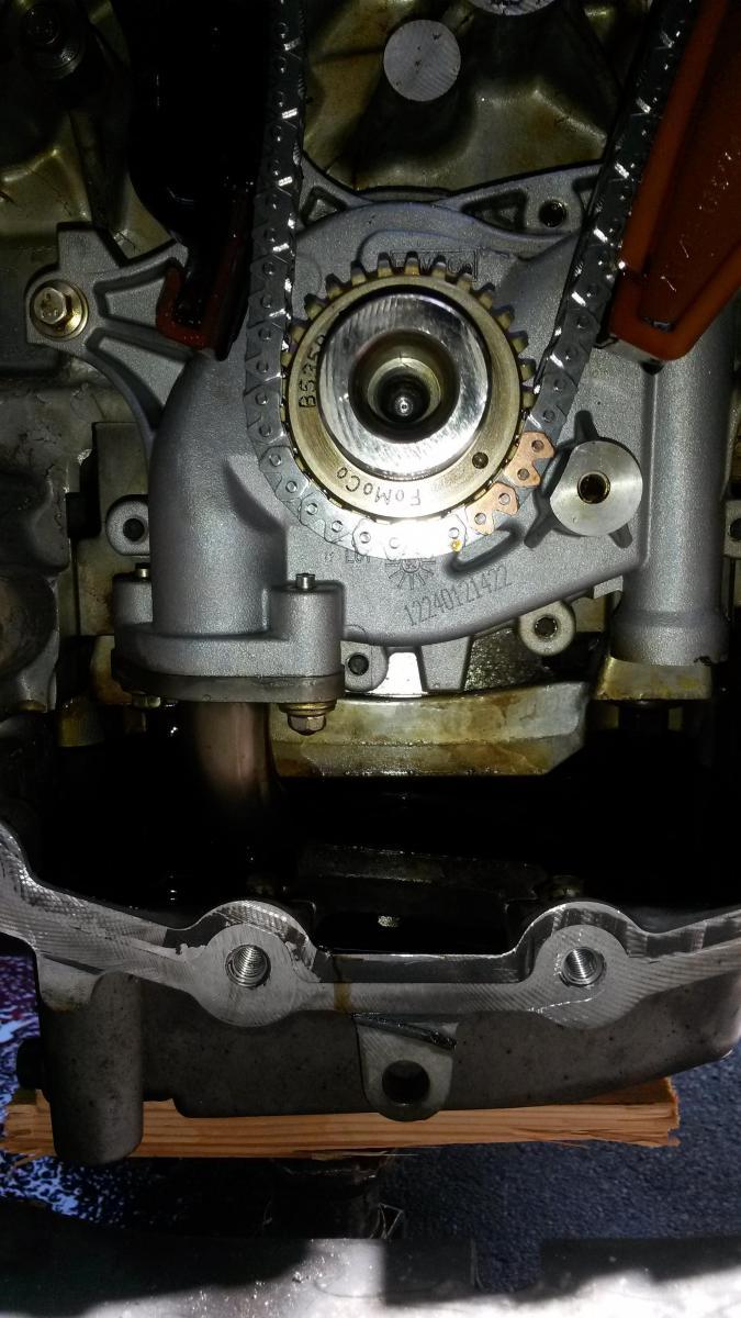 Water Pump Car >> water pump pics - Taurus Car Club of America : Ford Taurus ...