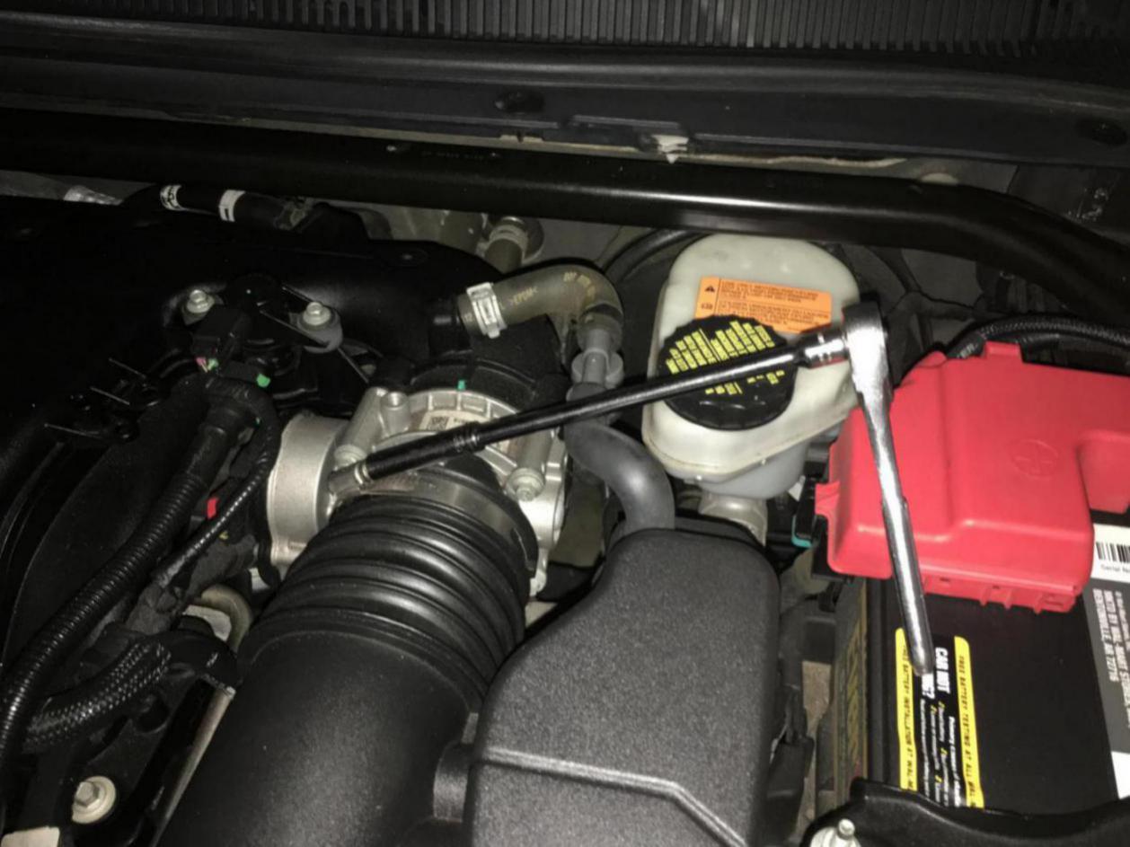 2013 Taurus 3 5L cold idle seems odd | Taurus Car Club of