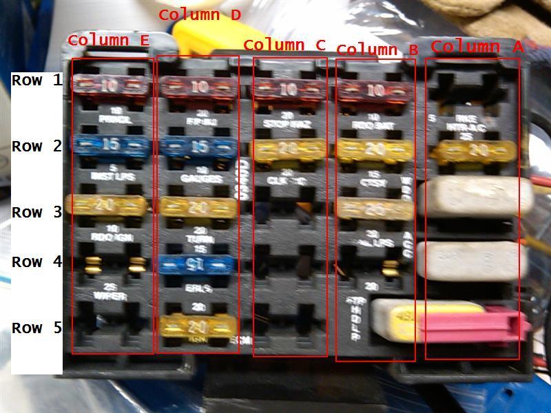 add circuit to fuse panel? taurus car club of america ford 2001 ford taurus fuse box 90s_fuse_front__medium_ jpg