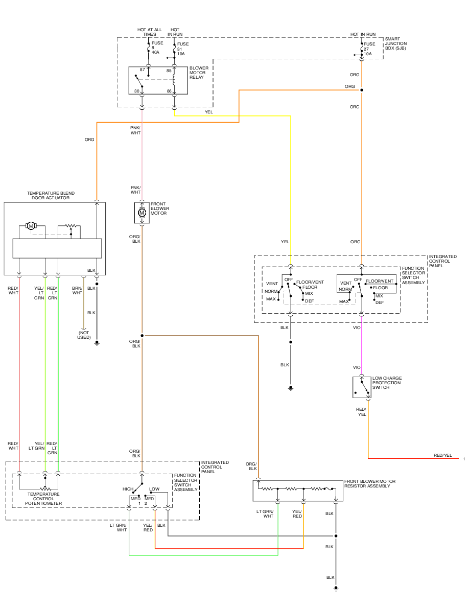 Bmw Blower Motor Wiring Diagram Library E23 Click Image For Larger Version Name Ac Heater Views