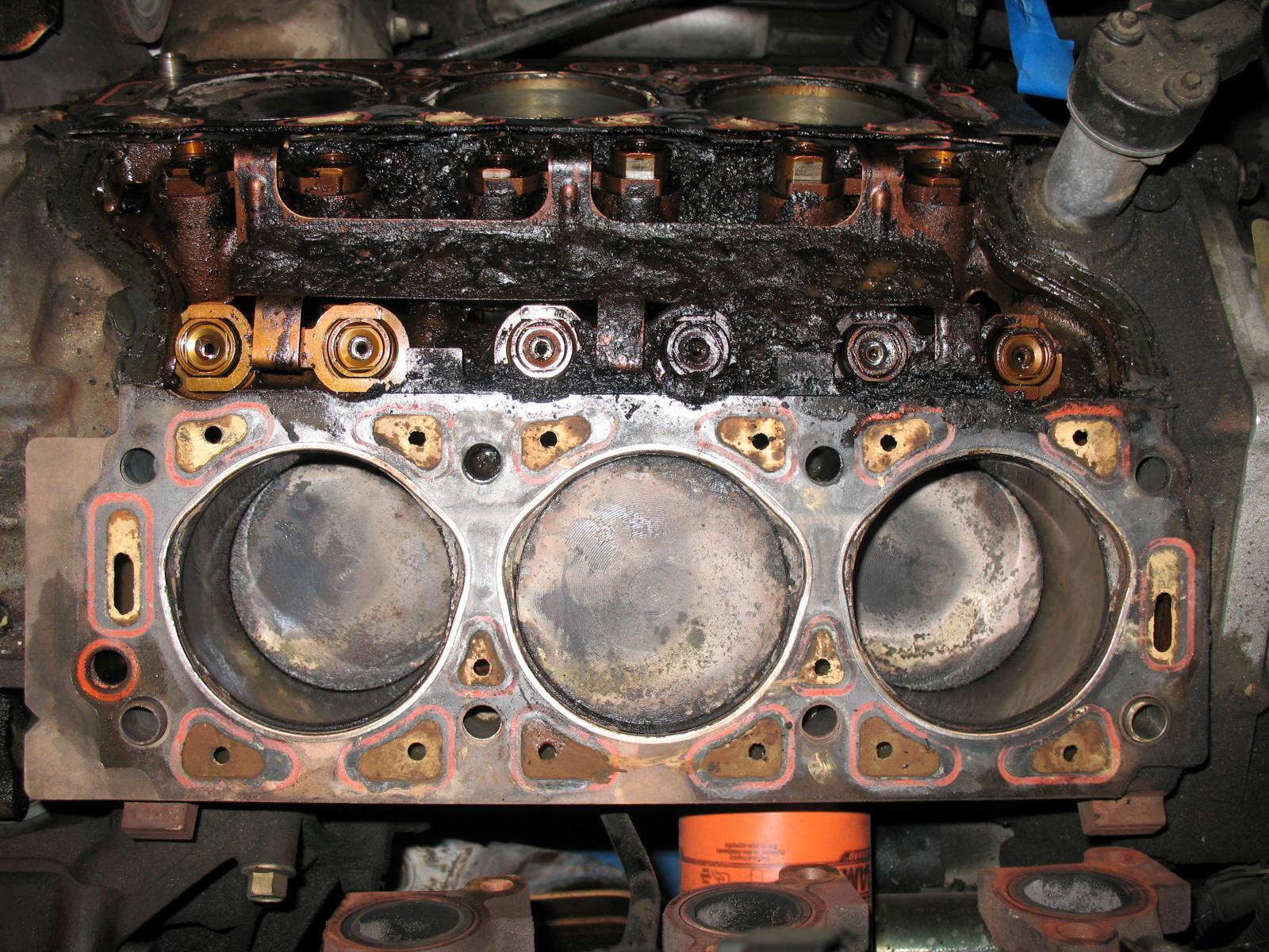 Blown Head Gasket Taurus Car Club Of America Ford