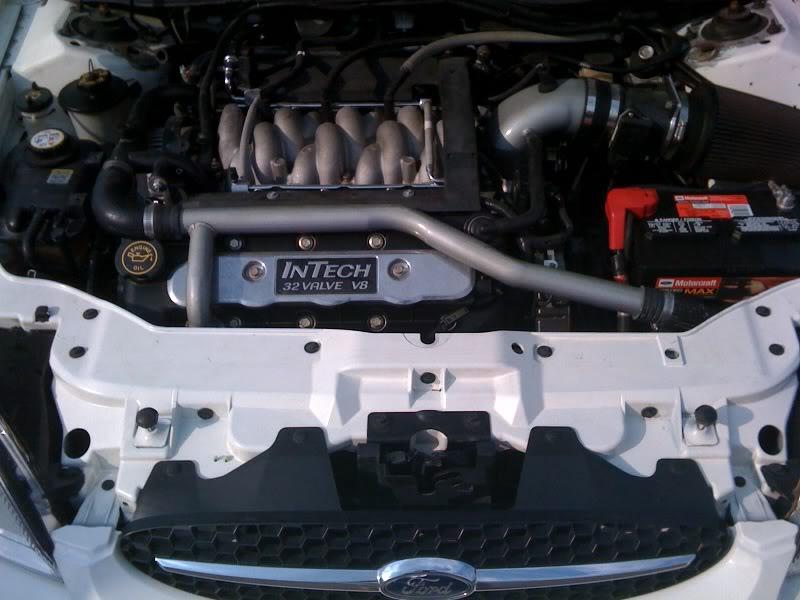 2001 4 6l Dohc Taurus Taurus Car Club Of America Ford