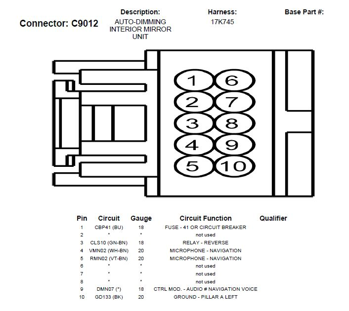 61170d1307822960 need help backup camera wiring c9012 gentex mirror wiring diagram forum diagram wiring diagrams for gentex 657 wiring diagram at bakdesigns.co