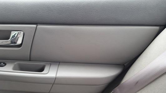 rear door panel leather repair taurus car club of america ford taurus forum. Black Bedroom Furniture Sets. Home Design Ideas