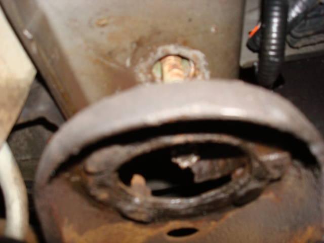 Subframe Bushings Package Page 3 Taurus Car Club Of America Rhtaurusclub: Ford Taurus Subframe Nut Location At Gmaili.net
