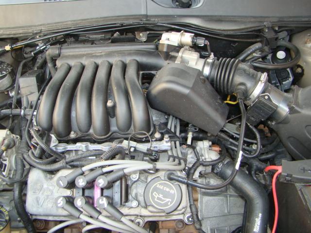 2003 2006 Throttle Position Sensor Body Taurus Car Club Of Rhtaurusclub: Where Is The Starter On A 2003 Ford Taurus At Amf-designs.com