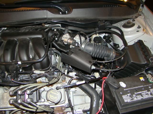 D Throttle Position Sensor Body Dsc