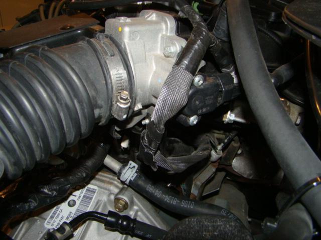 D Throttle Position Sensor Body Dsc on Ford 3 0 V6 Engine