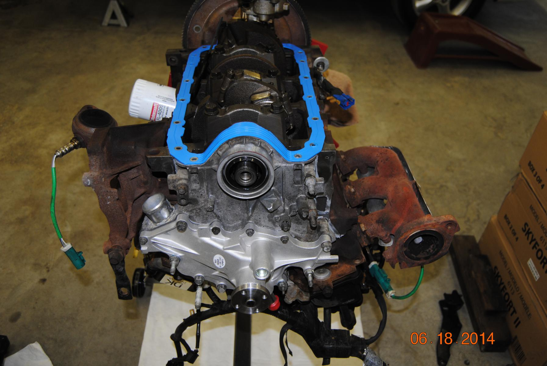 2001 w vulcan 3 0 engine swap info page 6 taurus car. Black Bedroom Furniture Sets. Home Design Ideas