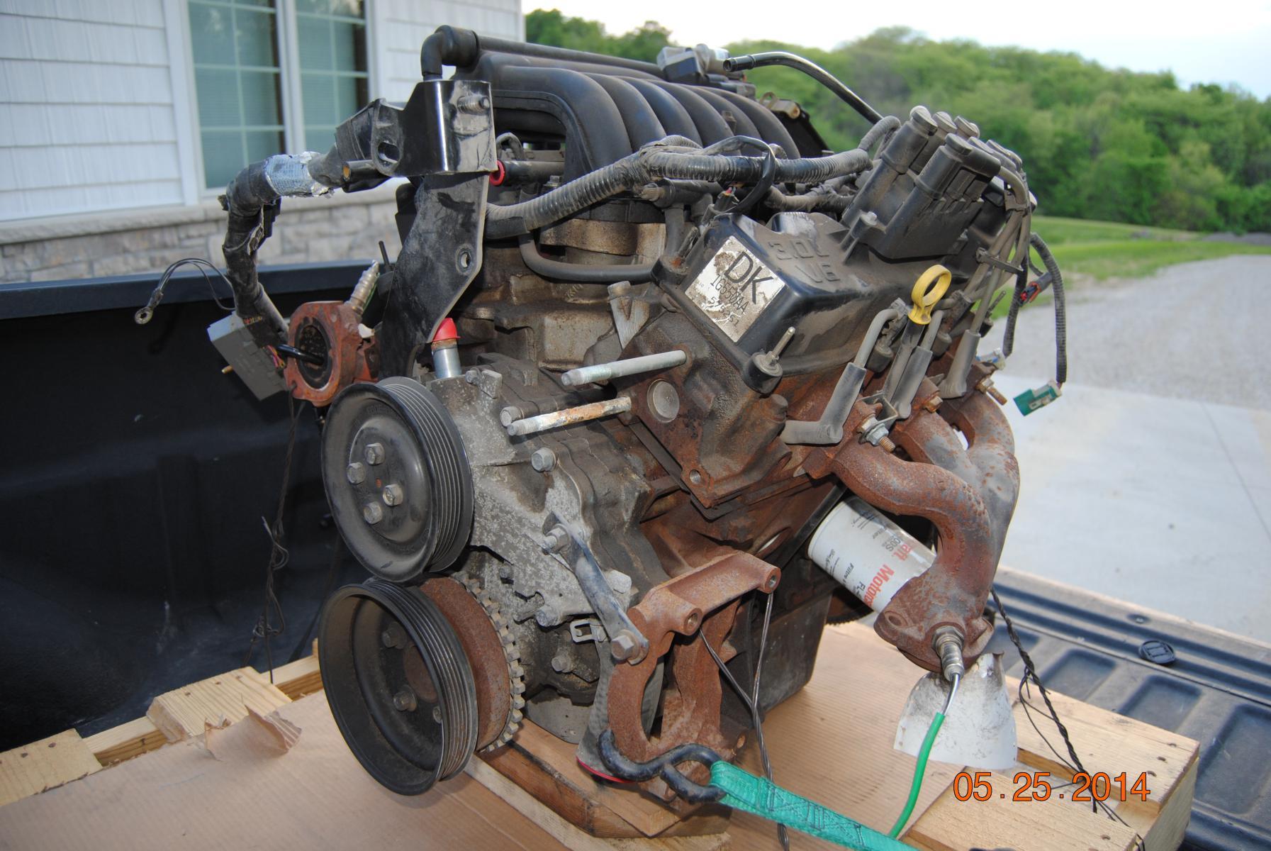 2001 w vulcan 3 0 engine swap info page 2 taurus car club of america ford taurus forum