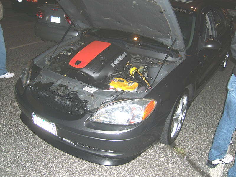 Engine Swap - Page 3 - Taurus Car Club of America : Ford Taurus Forum