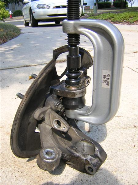 07 Ford Taurus >> 2000 Taurus Ball Joint Replacement - Page 2 - Taurus Car Club of America : Ford Taurus Forum
