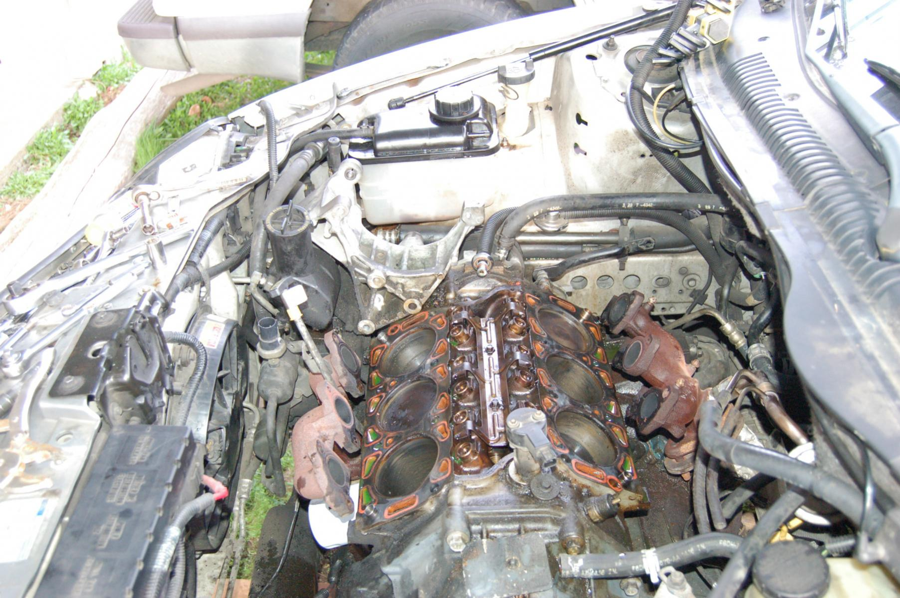 D Replacing Head Gasket Need Advice Eng on Wisconsin Engine Cylinder Head