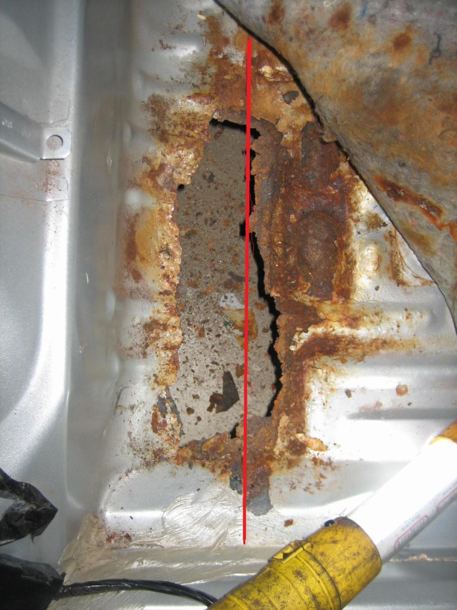 Floorboard Repair