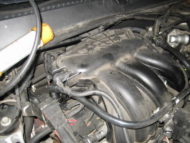 D Swapping Upper Intake Manifold F