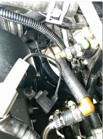 Intake Manifold Vacuum Lines Page 2 Taurus Car Club Of America Ford Taurus Forum
