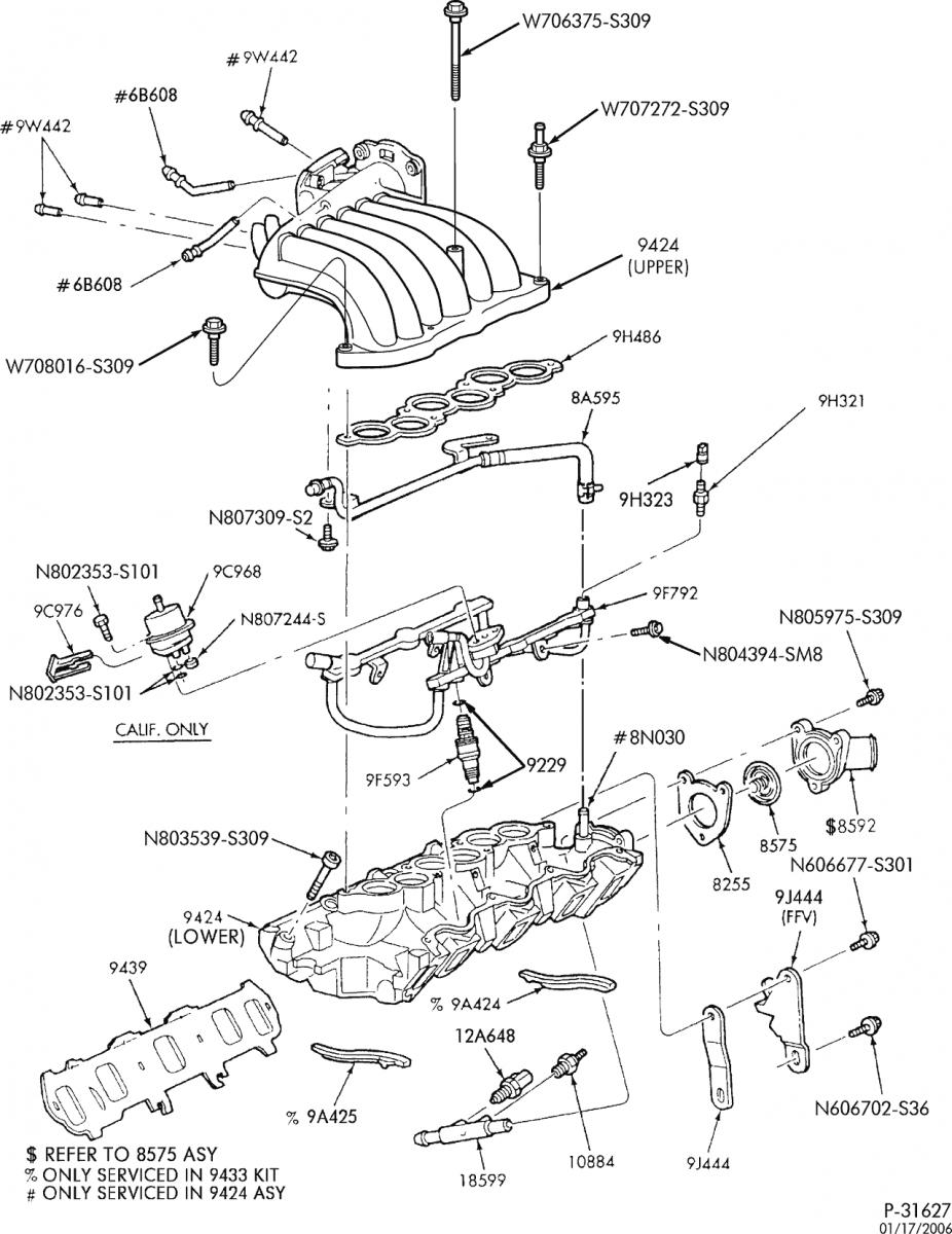 similiar 2001 ford taurus engine parts keywords ford escape engine diagram 5 ford 2001 taurus fuel electrical diagram