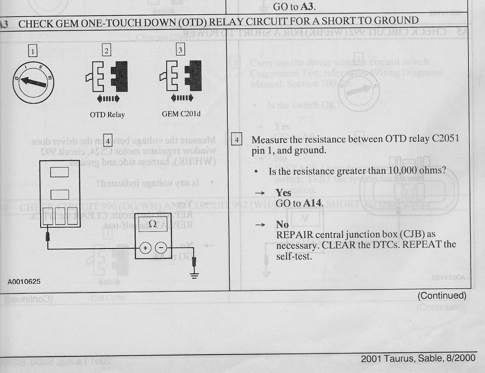 How To Test Relay In Gem Taurus Car Club Of America Ford Wiring Click Image For Larger Version Name Views 64 Size