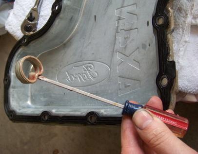 Transmission Slipping On 1997 Taurus 3 0l Dohc 's', 6cyl Efi