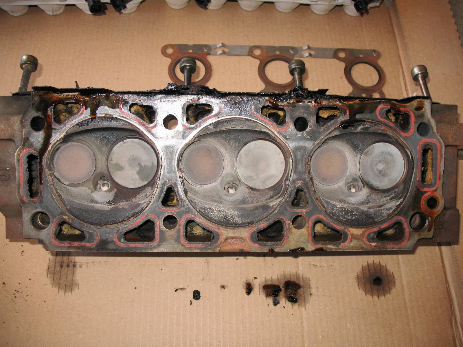 Blown Head Gasket? | Taurus Car Club of America : Ford