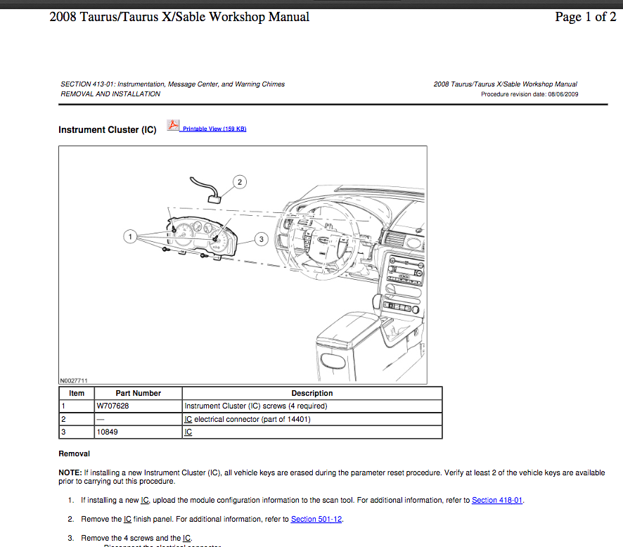 Click Image For Larger Version Name Http Www Fordtechservice Dealerconnection Pubs