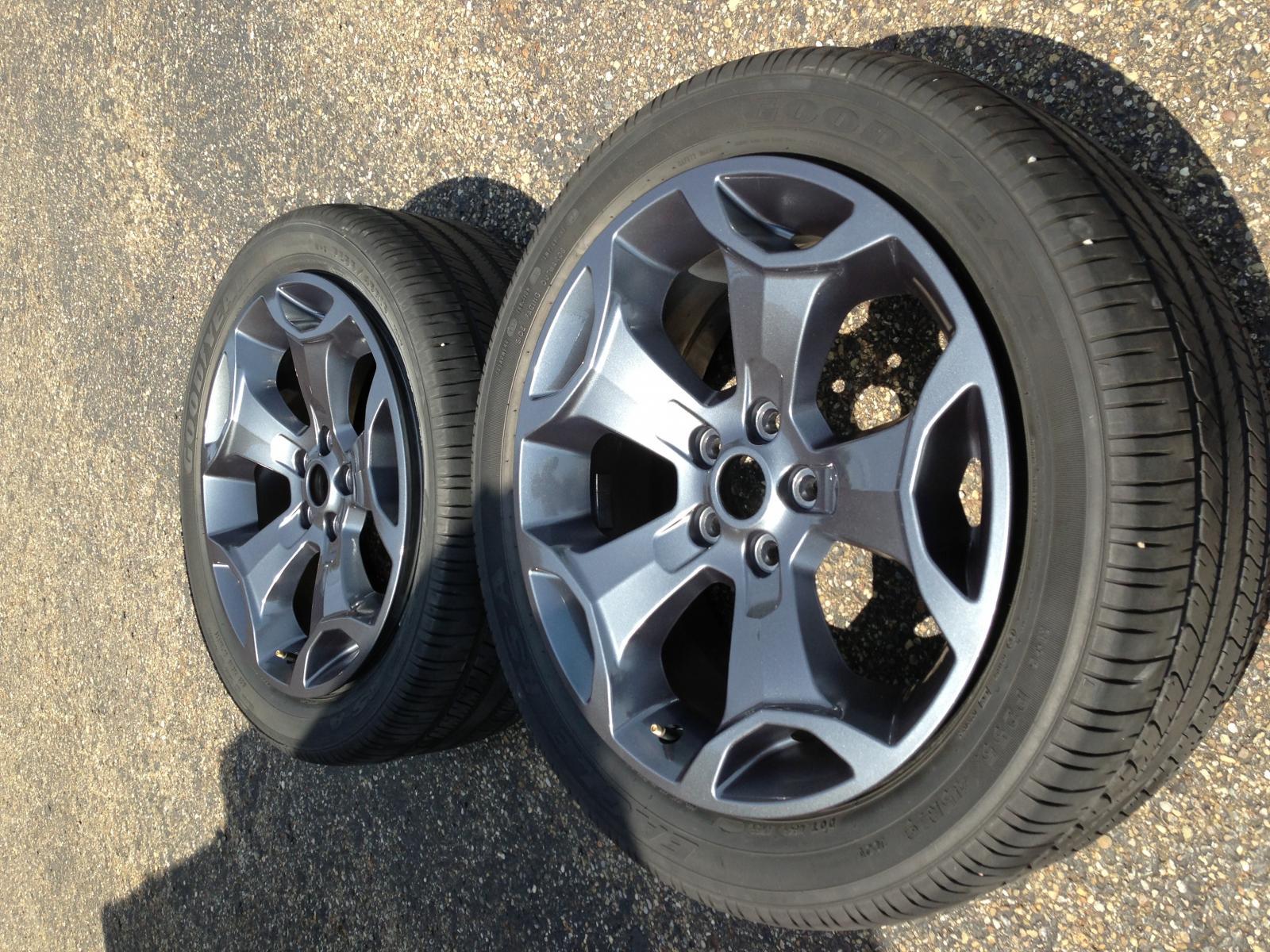 Sho Custom Wheel Refinishing Taurus Car Club Of