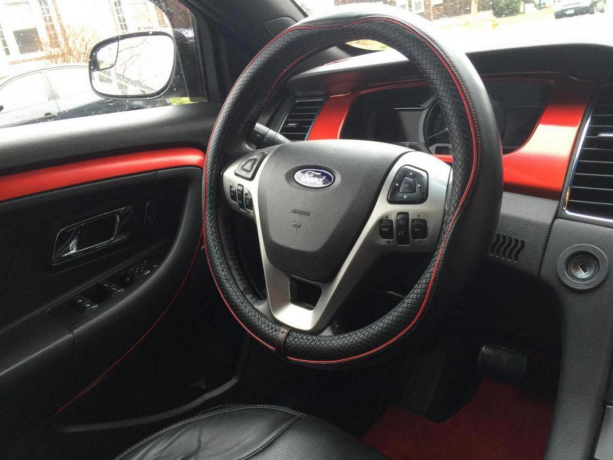 Custom Painted Interior Taurus Car Club Of America