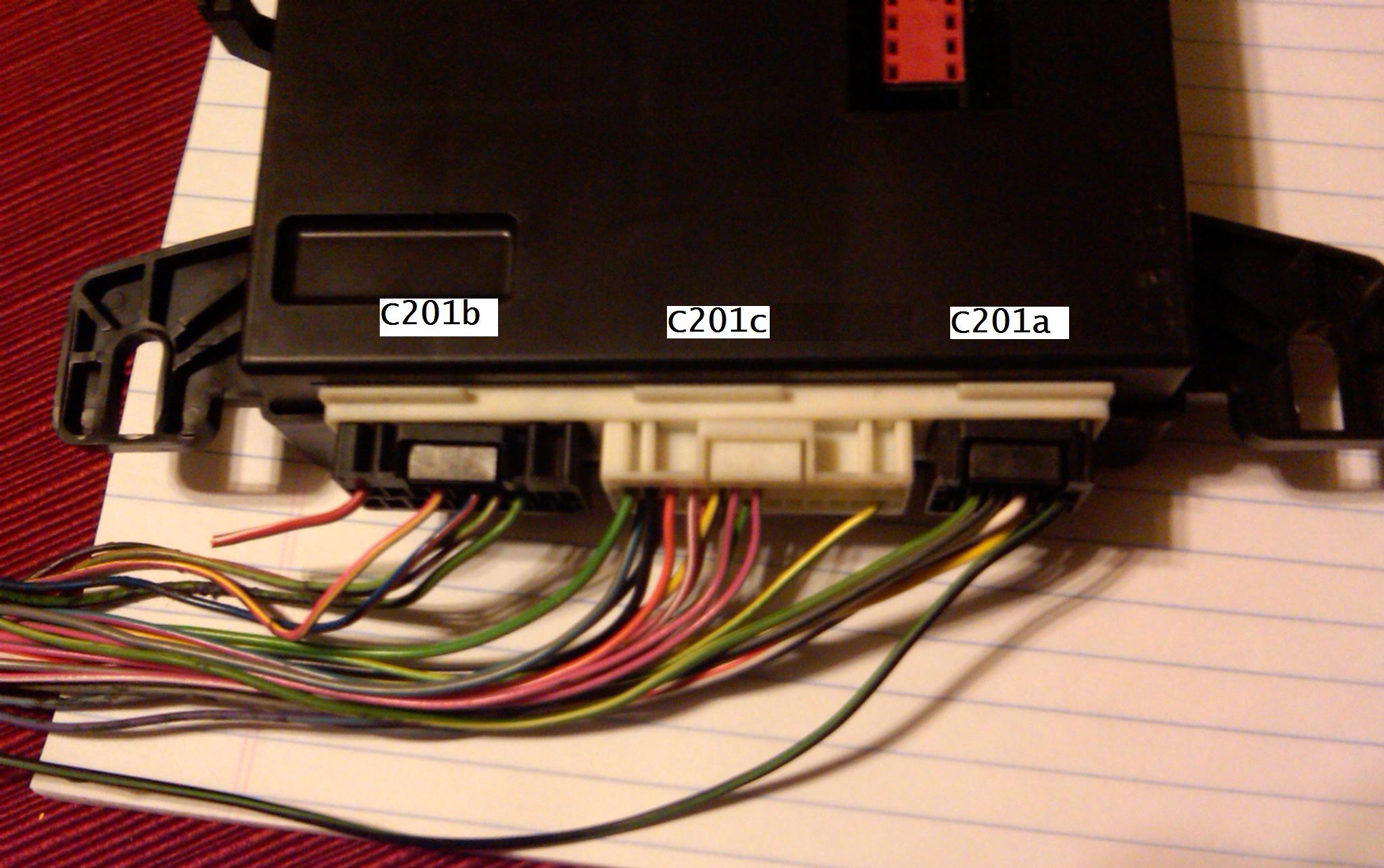 58388d1261601814 2003 stereo wiring harness img00089_20091222_2159 2003 stereo wiring harness taurus car club of america ford 1999 Mercury Sable Repair Manual at crackthecode.co