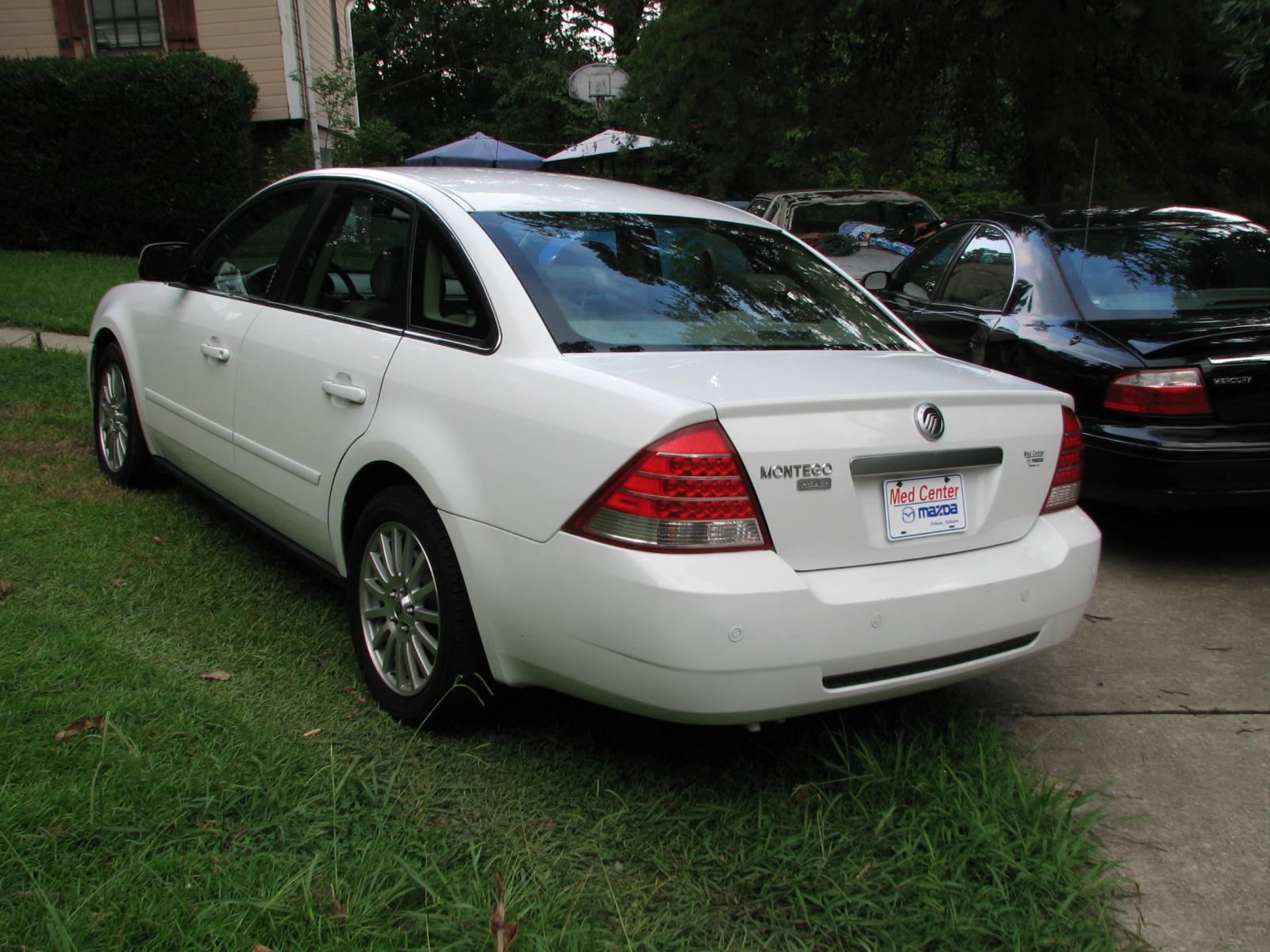 D New Car Montego Img on 2005 Ford Taurus Engine