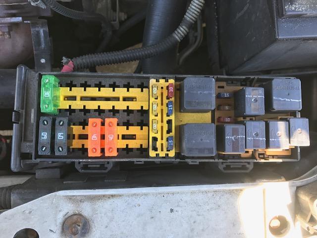 Diagnosing Electrical Problem Fuse Box 2002 Ses