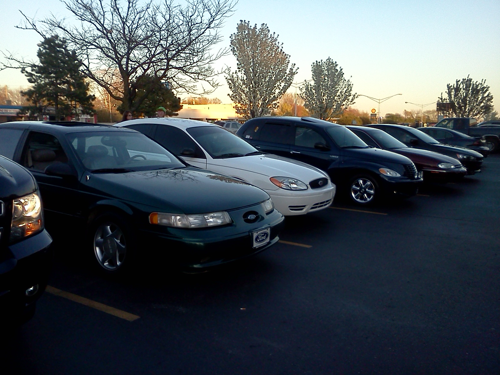Pics Of My 95 Sho Taurus Car Club Of America Ford Taurus Forum
