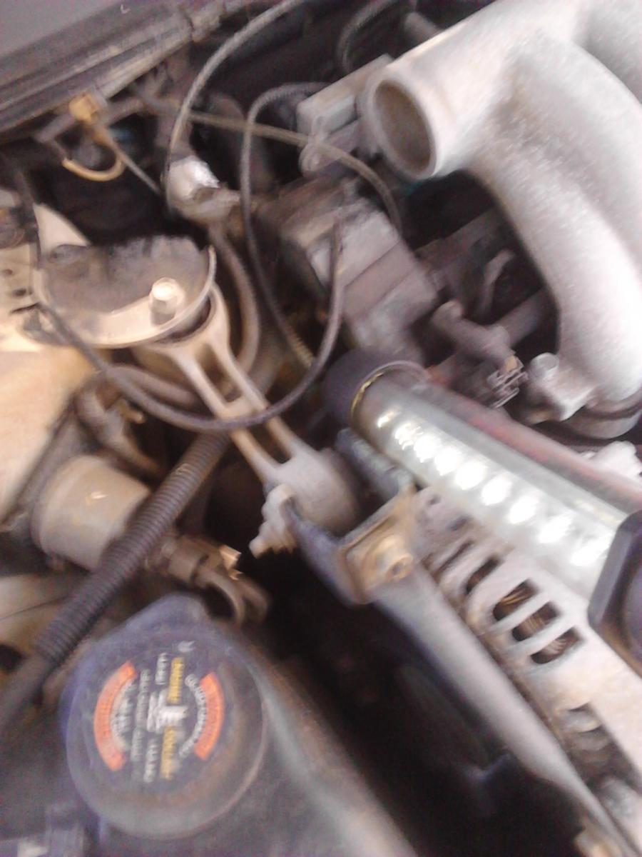 2000 Ford Taurus Flex Fuel Engine Diagram Bookmark About Wiring 2001 Cooling System Vacuum Leak 3 0 V6 Car Club Of Rh Taurusclub Com Cylinder 30