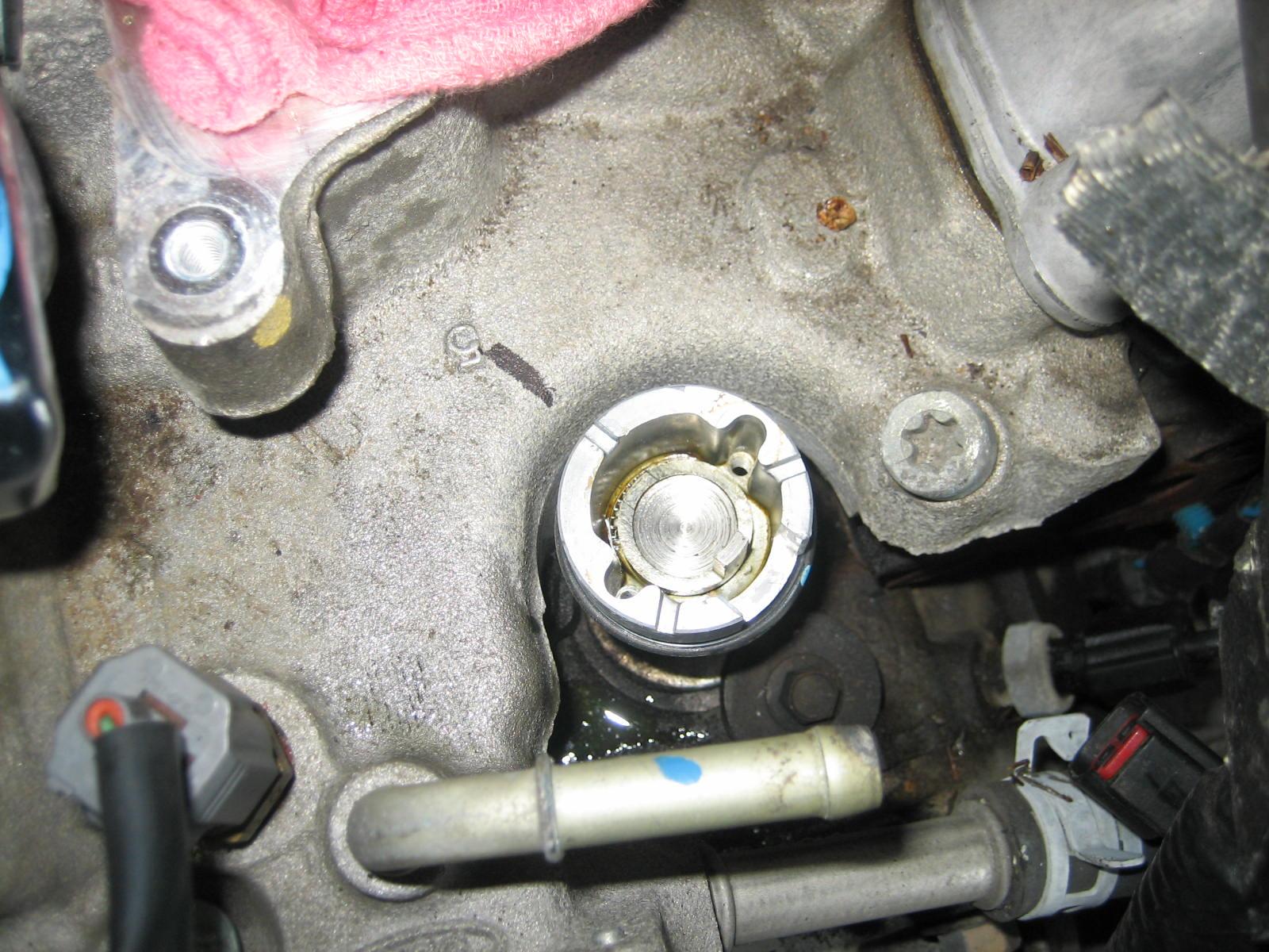 Camshaft position sensor or synchronizer?   Taurus Car Club