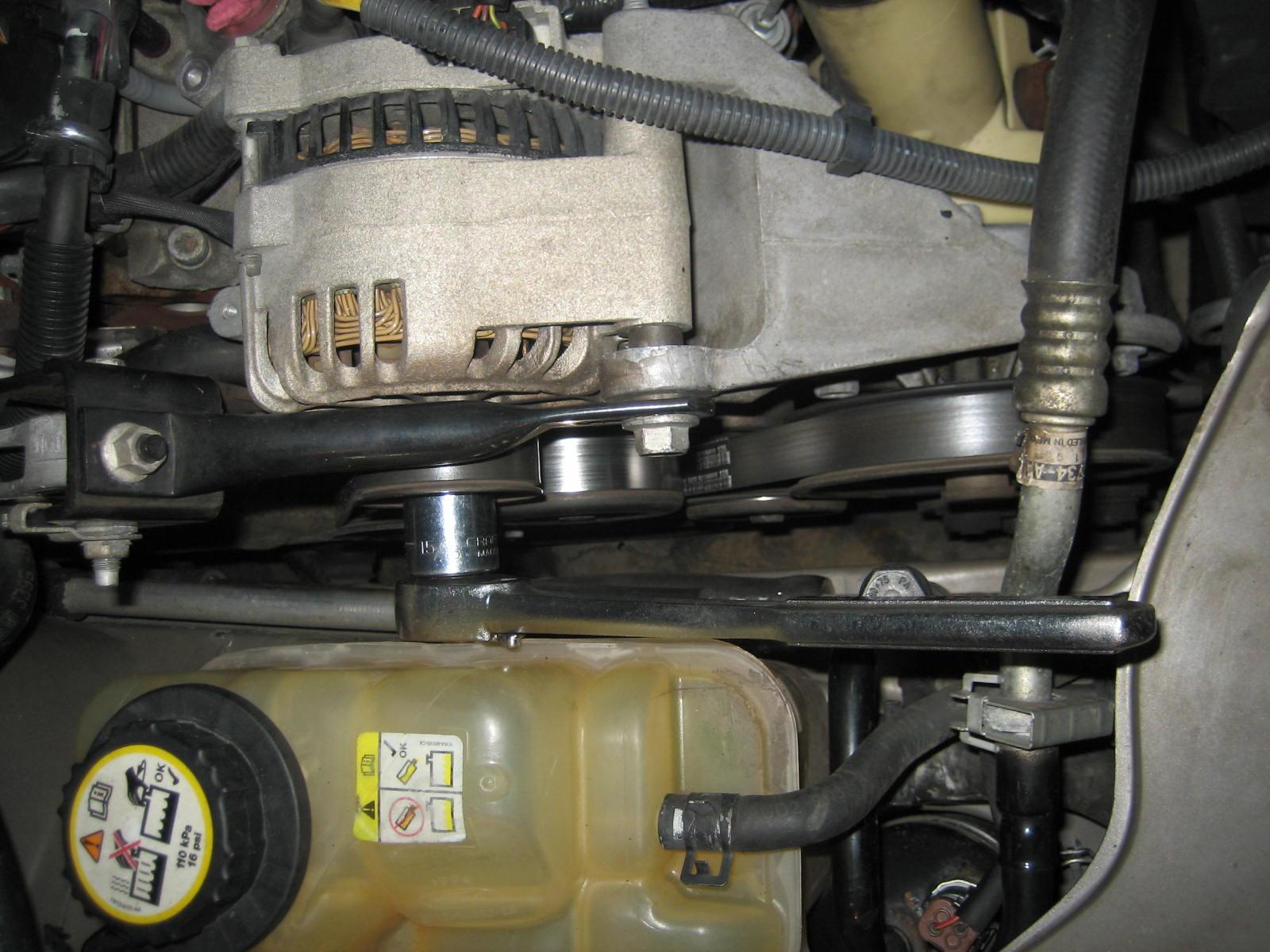 camshaft position sensor or synchronizer? taurus car club of Taurus Camshaft Position Sensor Wiring click image for larger version name img_9564 jpg views 539 size 238 1 Replace Camshaft Position Sensor