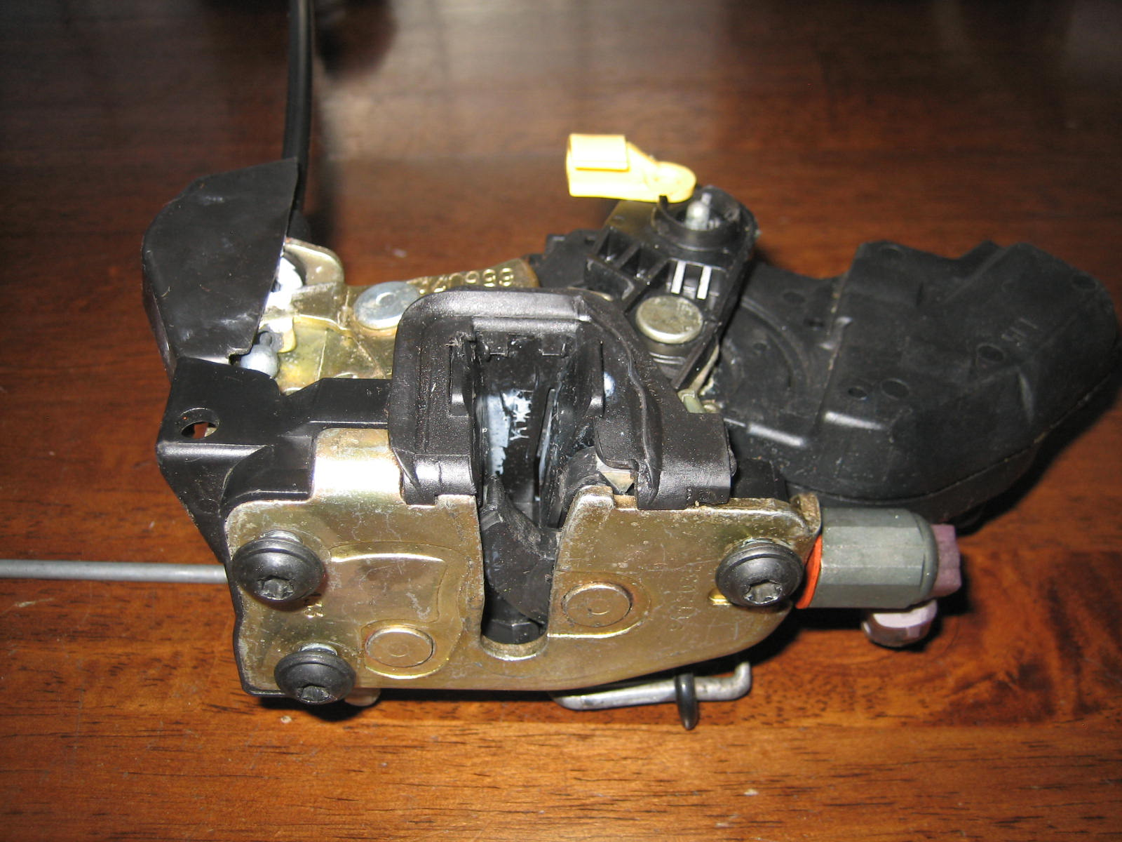 Driver S Door Switch Taurus Car Club Of America Ford