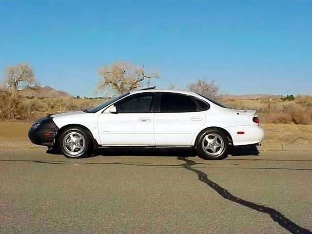 Tinted Sho Page 3 Taurus Car Club Of America Ford