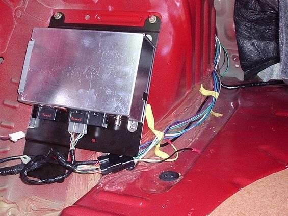 Installing An Aftrmkt Cd Player Into A 95 Taurus Car Club Rhtaurusclub: Cd Changer Wiring Harness Taurus At Gmaili.net