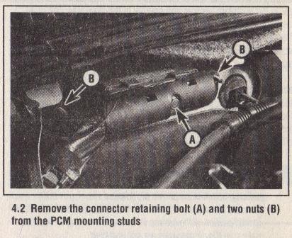 Powertrain Control Module | Taurus Car Club of America
