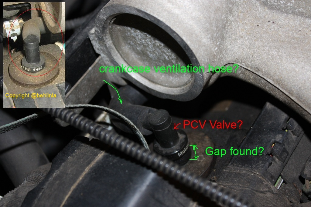 Tape for PCV Valve and Evaluation of PCV Hose-pcv_valve_comparison.jpg