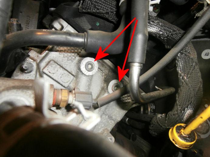Engine Lifting Points Taurus Car Club Of America Ford