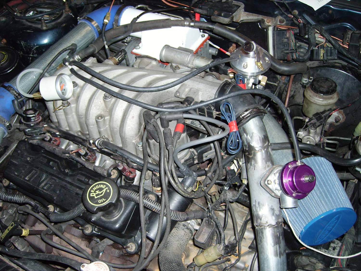 D Supercharged V Vulcan Eaton M Picture