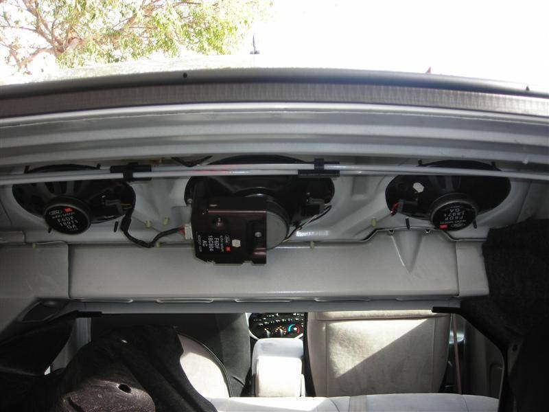Mach Sound Systems Taurus Car Club Of America Ford