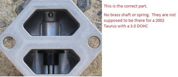 Idle Speed is too high | Taurus Car Club of America : Ford